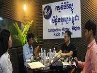 Youth Participation to Promote Human Rights in Cambodia