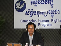 Chapter 11 ON THE JUDICIARY (Article 133 – 134 and 135) of the Constitution of Cambodia
